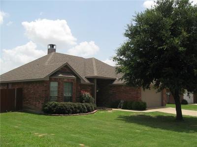 Kaufman Single Family Home For Sale: 1409 Highglen Trail