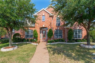 Irving Single Family Home Active Contingent: 7308 Sugar Maple Drive