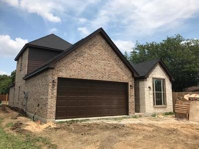 Watauga Single Family Home For Sale: 5641 Lamar Street