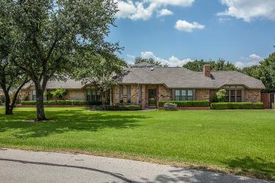 Double Oak Single Family Home For Sale: 180 Cedarcrest Lane