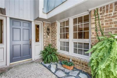 Townhouse For Sale: 9311 Esplanade Drive