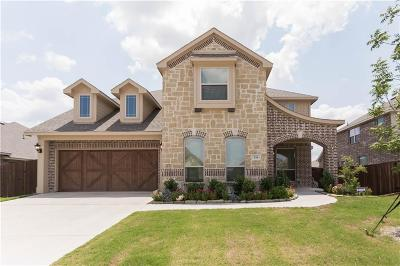 Waxahachie Single Family Home For Sale: 324 Tumbleweed Trail