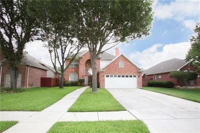 Flower Mound Single Family Home Active Option Contract: 2108 Remmington Drive