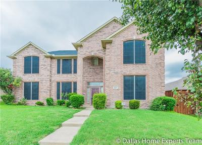 Mesquite Single Family Home Active Option Contract: 1007 Sea Shell Drive