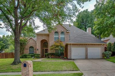 Flower Mound Single Family Home For Sale: 3401 Piney Point Drive