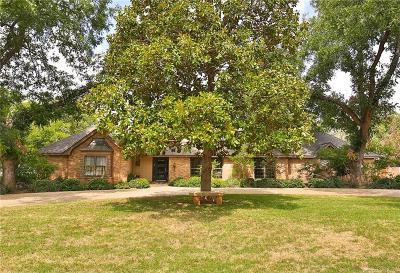Abilene Single Family Home For Sale: 1710 Woodridge Drive