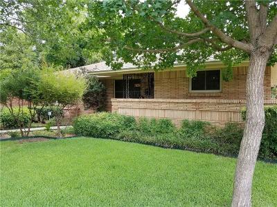 Dallas Single Family Home For Sale: 652 Bizerte Avenue