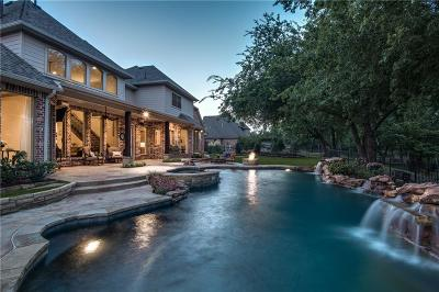 Prosper Single Family Home For Sale: 9191 Saddle Horn Court