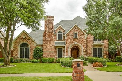 Dallas Single Family Home For Sale: 5312 Ambergate Lane