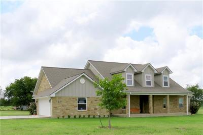 Stephenville Single Family Home For Sale: 1335 Hill Valley Drive