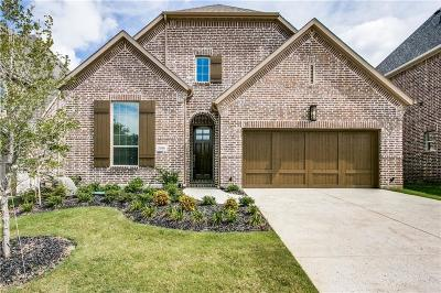 Flower Mound Single Family Home For Sale: 2616 Rembert Drive