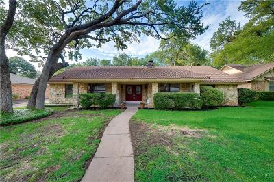 Arlington Single Family Home For Sale: 509 Country Green Lane