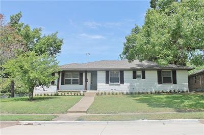 Richardson Single Family Home For Sale: 906 Blue Lake Circle