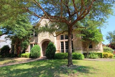 Fort Worth Single Family Home For Sale: 6500 Shoal Creek Road