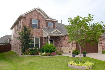 McKinney Single Family Home Active Option Contract: 4001 Lands End Drive