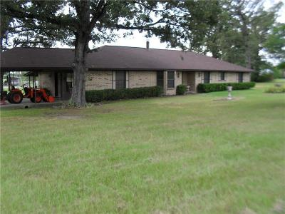 Canton Single Family Home For Sale: 24293 Hwy 19
