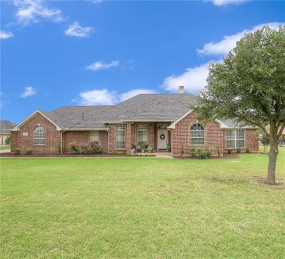 Forney Single Family Home For Sale: 12011 Melissa