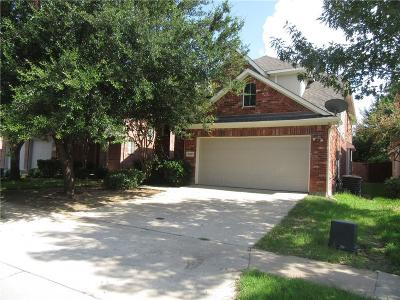 Collin County Single Family Home For Sale: 10217 Coolidge Drive