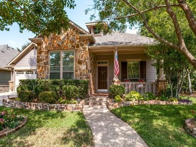 Mckinney Single Family Home Active Option Contract: 700 Mayberry Drive
