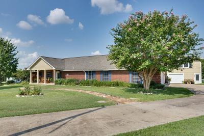 Kaufman Single Family Home Active Option Contract: 7552 Havenridge Lane