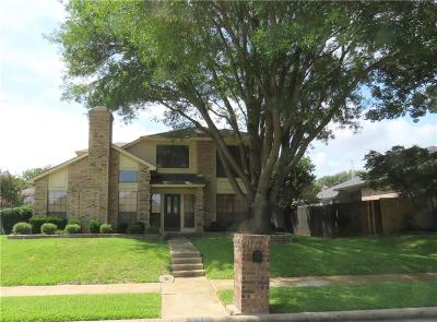 Lewisville Single Family Home For Sale: 990 Acorn Drive