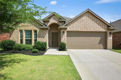 Mckinney Single Family Home Active Option Contract: 421 Cherry Spring Drive