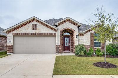Frisco Single Family Home Active Option Contract: 11612 Champion Creek Drive