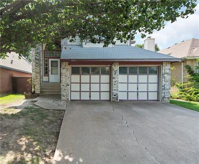 North Richland Hills Single Family Home For Sale: 6841 Driffield Circle W