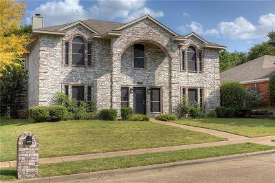 Mesquite Single Family Home For Sale: 2424 Boardwalk Drive