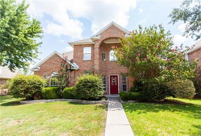 Carrollton Single Family Home Active Option Contract: 4208 Juniper Lane