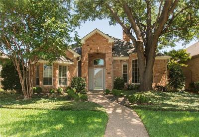 Dallas Single Family Home Active Option Contract: 7334 Lane Park
