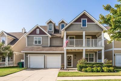Providence Village Single Family Home For Sale: 9812 Marthas Vineyard Circle