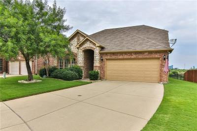 Fort Worth Single Family Home For Sale: 2841 Thorncreek Lane