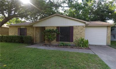 Dallas Single Family Home For Sale: 9505 Cutleaf Court