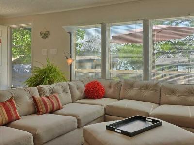 Single Family Home For Sale: 2801 Hamilton Drive