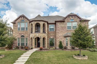 Frisco Single Family Home Active Option Contract: 3134 Izabella Court