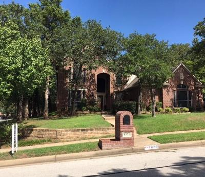 North Richland Hills Single Family Home For Sale: 8550 Kensington Court