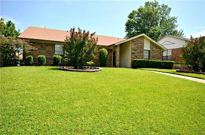 Mesquite Single Family Home For Sale: 3251 Wichita Drive