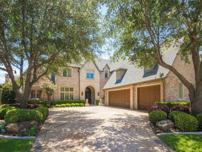 Frisco Single Family Home For Sale: 3104 Briarwood Lane