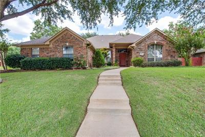 Flower Mound Single Family Home For Sale: 2924 Woodpark Drive