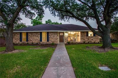 Carrollton Single Family Home Active Option Contract: 1922 Glen Hill Drive