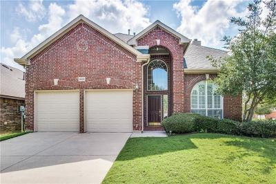 Mckinney Single Family Home Active Option Contract: 5629 Turtle Way