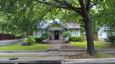 Waxahachie Single Family Home For Sale: 301 Virginia Avenue