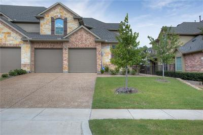Garland Townhouse For Sale: 6604 Eagle Nest Drive