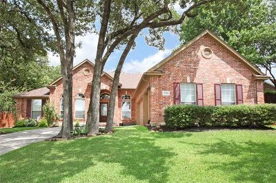 Corinth Single Family Home For Sale: 2212 Woods Edge Court