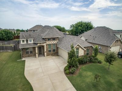 Forney Single Family Home For Sale: 214 Fox Hollow Boulevard