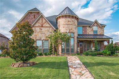 Frisco Single Family Home Active Option Contract: 3772 Shaddock Creek Lane