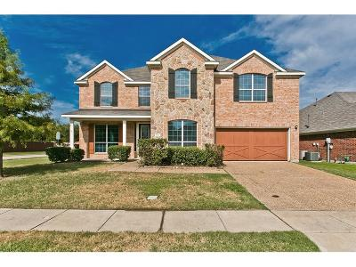 Mckinney Single Family Home For Sale: 801 Royal Crest Court