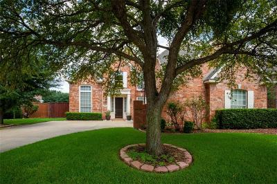 Coppell Single Family Home For Sale: 904 Basilwood Drive