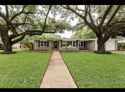 North Richland Hills Single Family Home For Sale: 7012 Turner Terrace